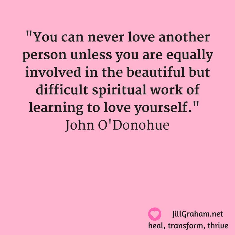 John O'Donahue love quote